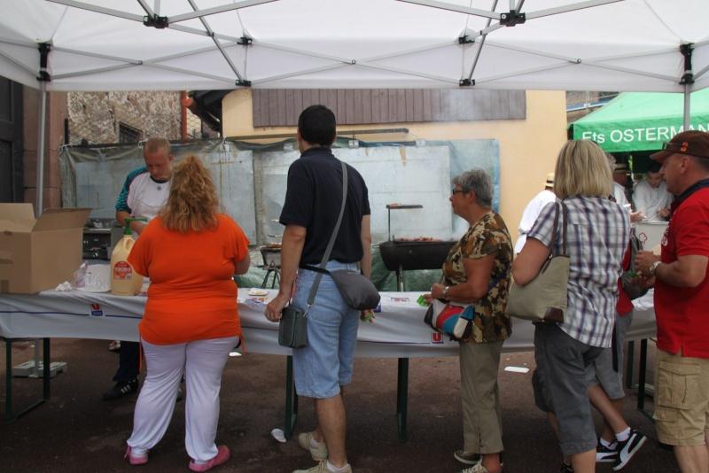 Wangen : Fête de la Fontaine le 8 juillet 2012 Pisci147