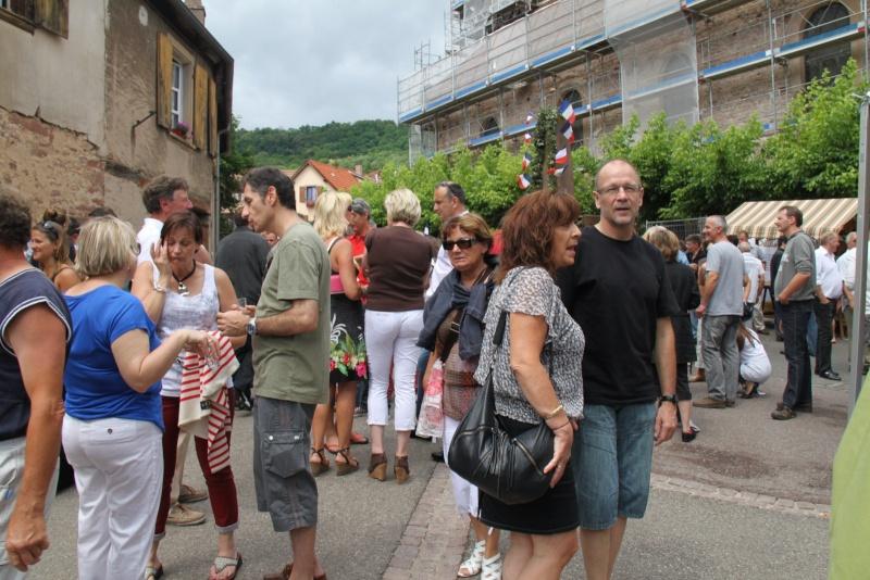 Wangen : Fête de la Fontaine le 8 juillet 2012 Pisci148