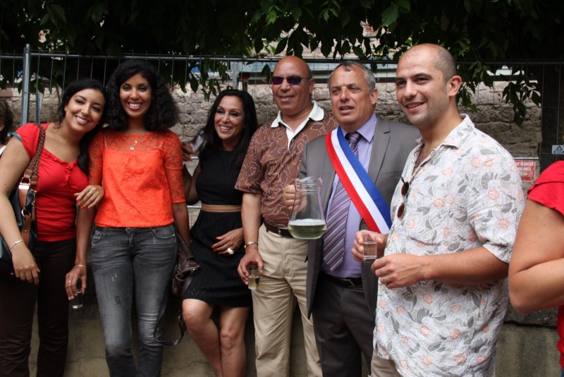 Wangen : Fête de la Fontaine le 8 juillet 2012 Pisci151