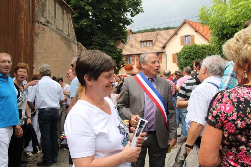 Wangen : Fête de la Fontaine le 8 juillet 2012 Pisci156