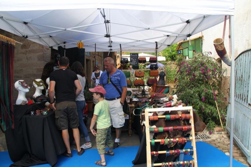 Wangen : Fête de la Fontaine le 8 juillet 2012 Pisci161