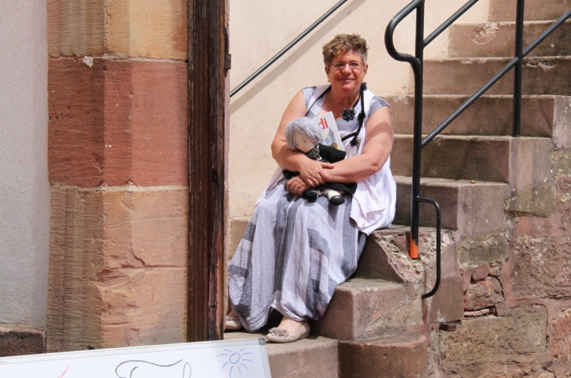 Wangen : Fête de la Fontaine le 8 juillet 2012 Pisci166