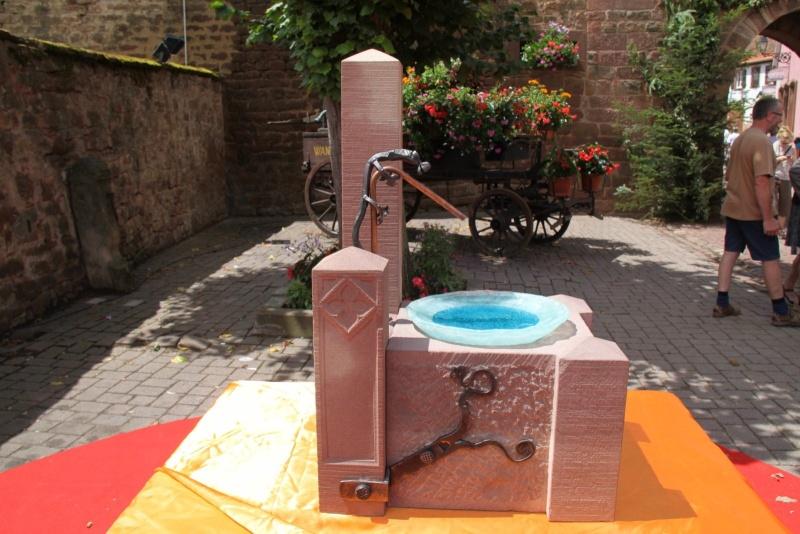 Wangen : Fête de la Fontaine le 8 juillet 2012 Pisci169