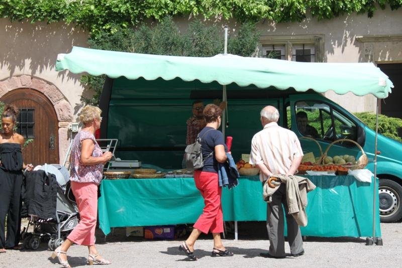 Wangen : Fête de la Fontaine le 8 juillet 2012 Pisci186