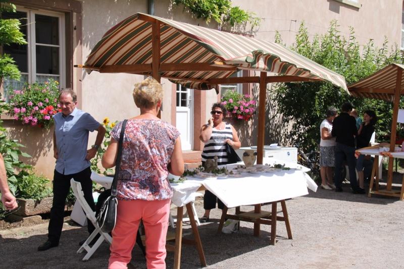 Wangen : Fête de la Fontaine le 8 juillet 2012 Pisci188