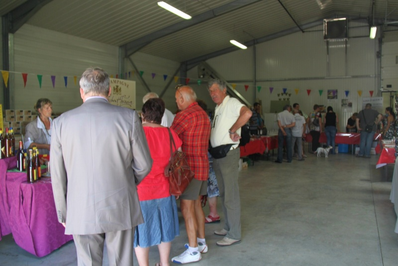 Wangen : Fête de la Fontaine le 8 juillet 2012 Pisci226