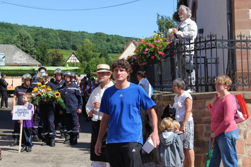 Wangen : Fête de la Fontaine le 8 juillet 2012 Piscin19
