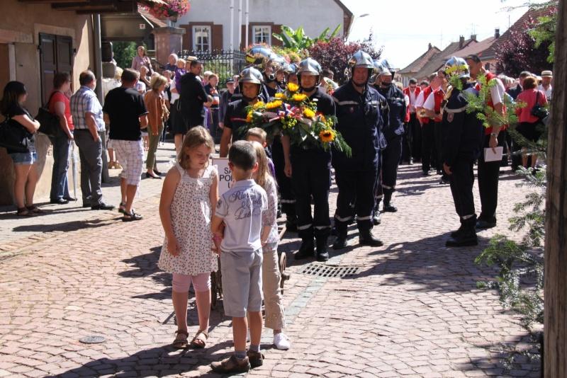Wangen : Fête de la Fontaine le 8 juillet 2012 Piscin21