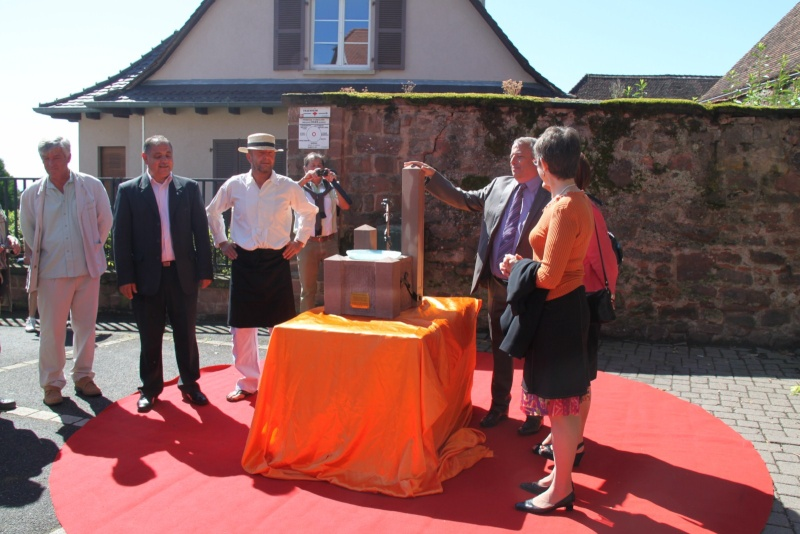 Wangen : Fête de la Fontaine le 8 juillet 2012 Piscin25