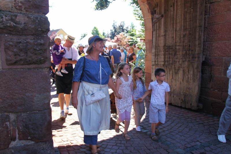 Wangen : Fête de la Fontaine le 8 juillet 2012 Piscin27