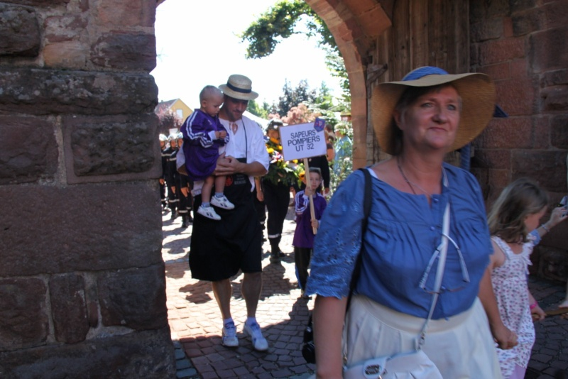 Wangen : Fête de la Fontaine le 8 juillet 2012 Piscin28