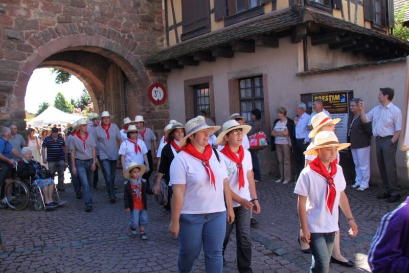 Wangen : Fête de la Fontaine le 8 juillet 2012 Piscin50