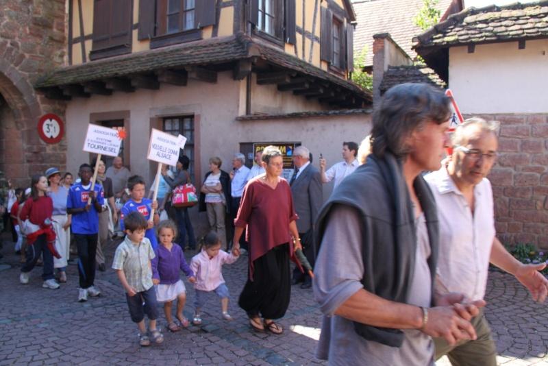 Wangen : Fête de la Fontaine le 8 juillet 2012 Piscin56