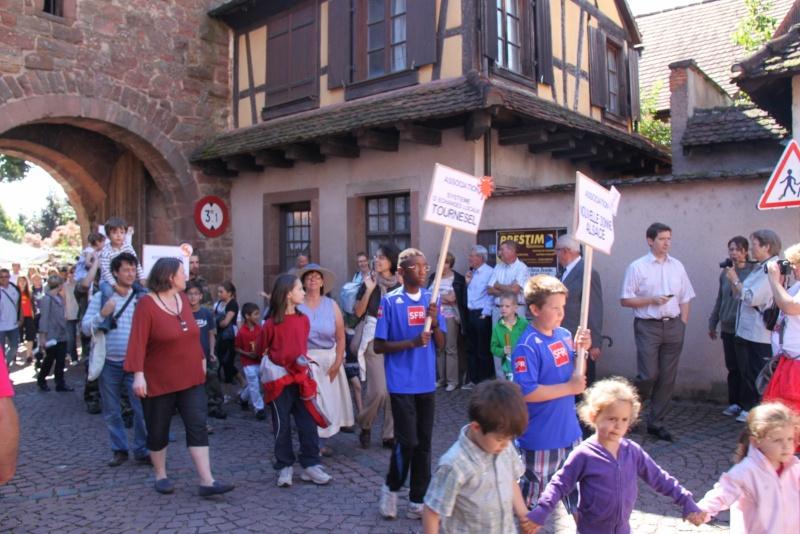 Wangen : Fête de la Fontaine le 8 juillet 2012 Piscin57