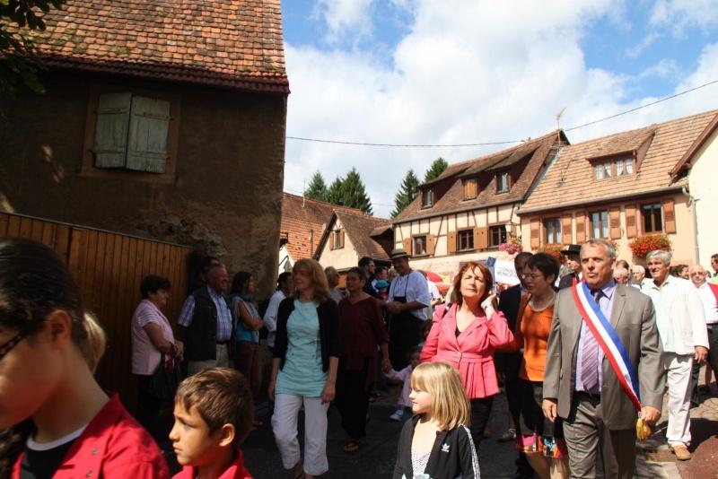 Wangen : Fête de la Fontaine le 8 juillet 2012 Piscin80