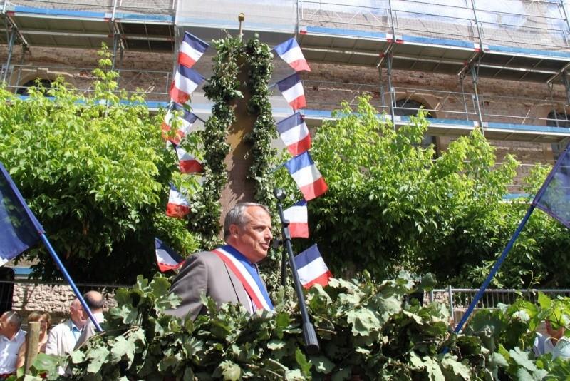 Wangen : Fête de la Fontaine le 8 juillet 2012 Piscin83