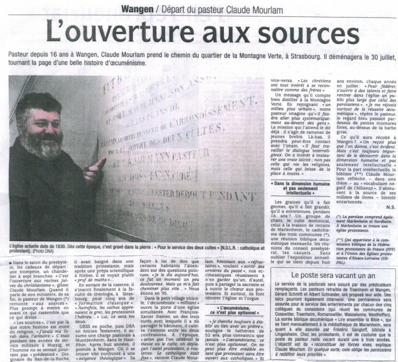 Culte de départ du Pasteur Claude Mourlam le 19 juin 2011 à 14h30 à l'église de Wangen Skmbt_10