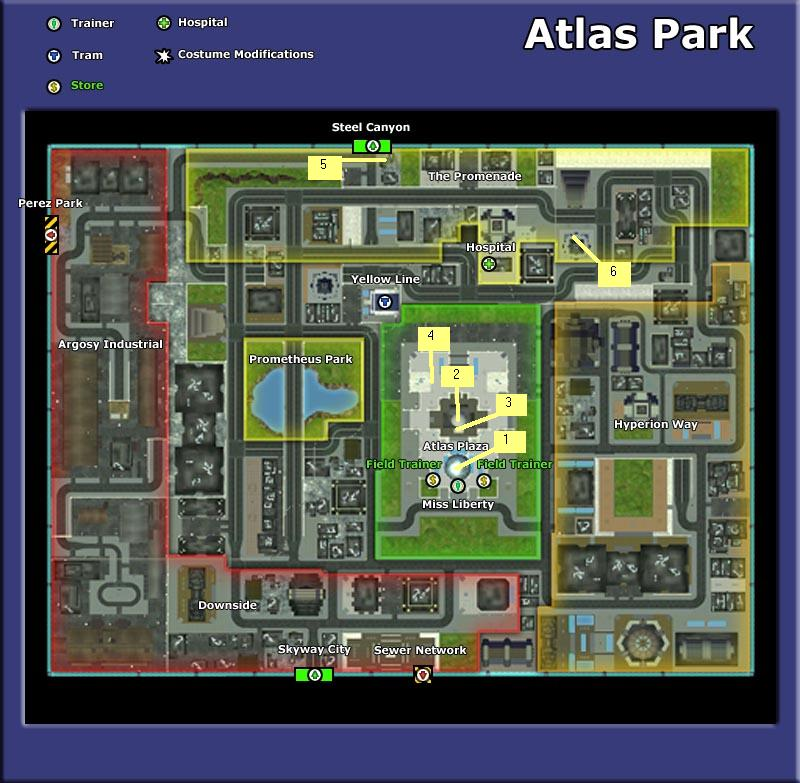 EXPLORATION (Exploración) Mapa_a10