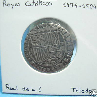 1 o 2 real de RRCC Toledo Pc110