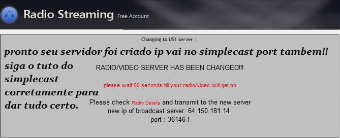 CRIANDO SUA RADIO WEB Tuto2310