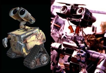 Wall-e Es Un plagio o_o! Wall-e10