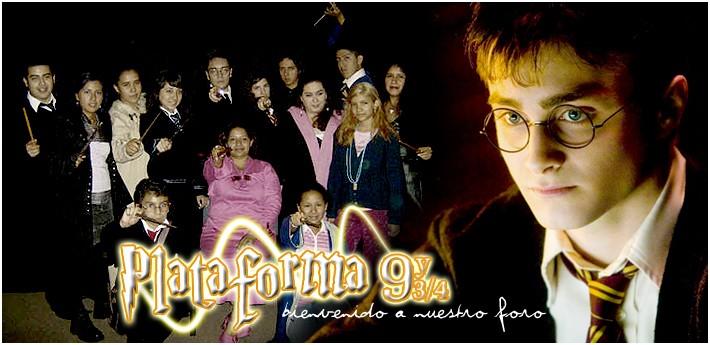 Club Plataforma Hogwarts