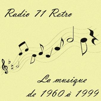 Radio 71 retro R71r3410