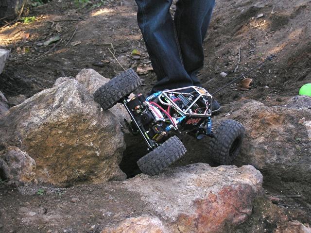photos de mon crawler P1010010