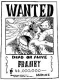 MUGIWARAS WANTED!!! Franky10