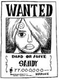 MUGIWARAS WANTED!!! Sandyw10