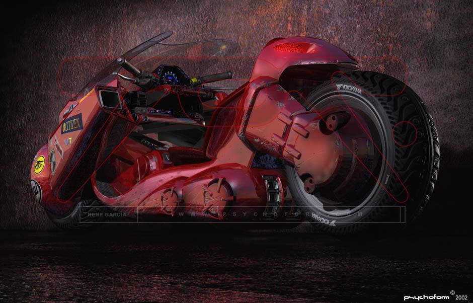 Kaneda´s Bike Akira_11