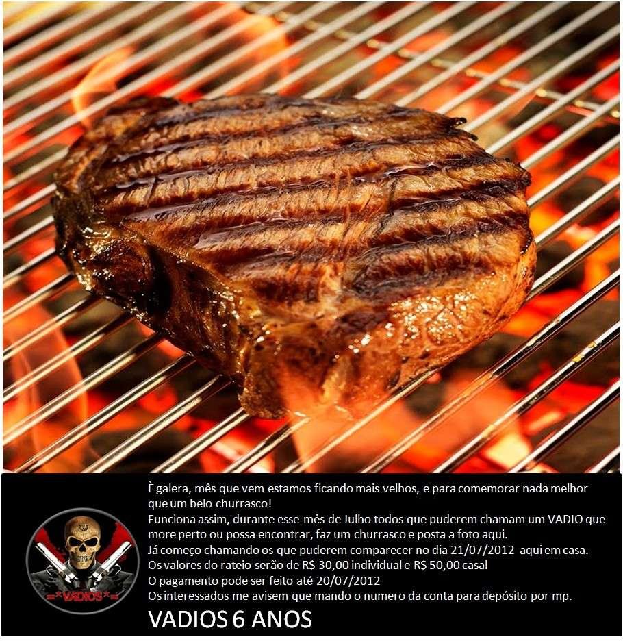 CHURRASCO VADIOS 6 ANOS Imagem13