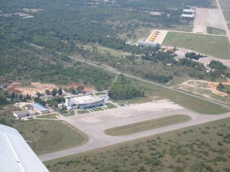 Zračna luka Zadar Zadar-11