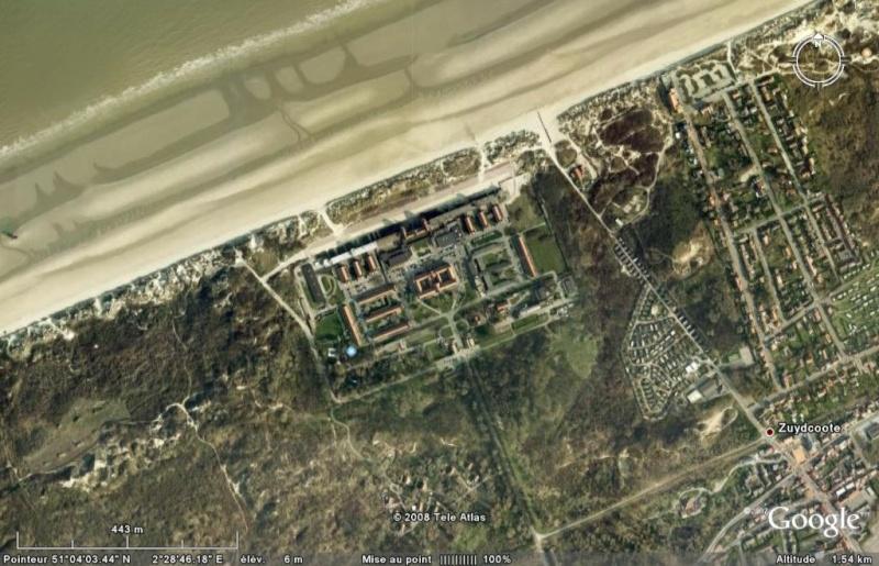 Sanatorium - Berck-sur-Mer (62) - France - Europe Sanato10