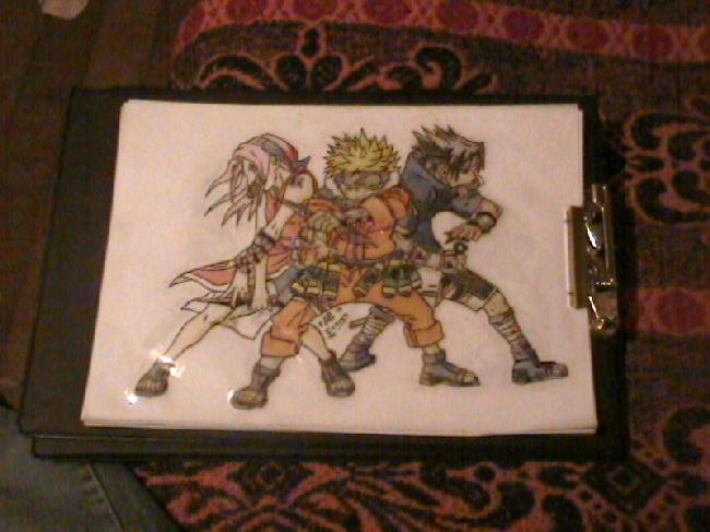 Mi Fan art.. Death Note y Naruto.. disk Zfzicv10