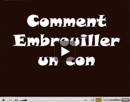 [Vidéo] Best of du tube... Dailym10