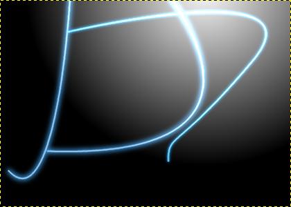 [GIMP] Glow Effect 1110