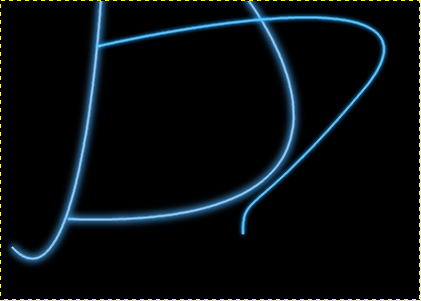 [GIMP] Glow Effect 910