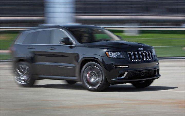 Grand Cherokee srt8 2012 28550310