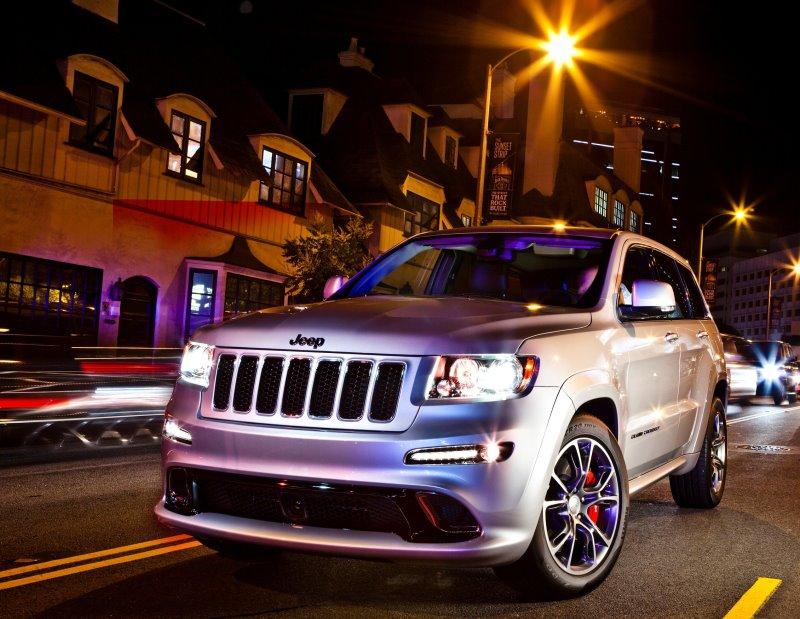 Grand Cherokee srt8 2012 52169110