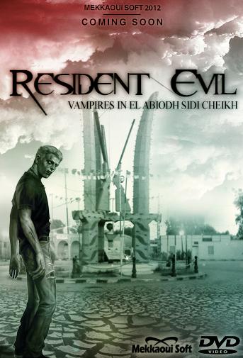تصميم ترفيهي Resident Evil El Bayadh الابيض س.ش و بريزينة   Reside10