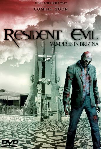 تصميم ترفيهي Resident Evil El Bayadh الابيض س.ش و بريزينة   Reside11