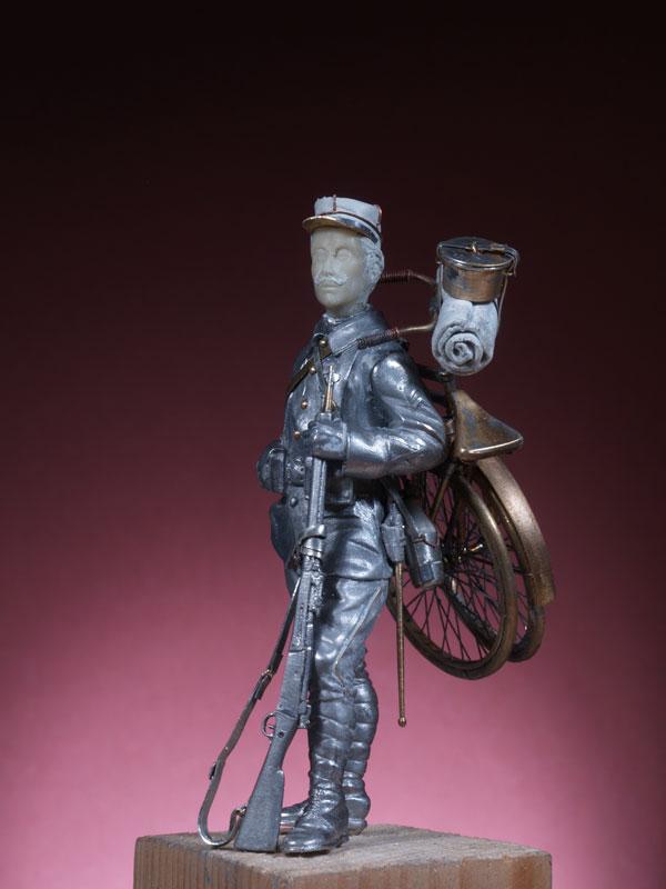 Chasseur cycliste 1914 Cc110