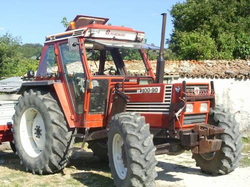 FIAT- FIATAGRI 110