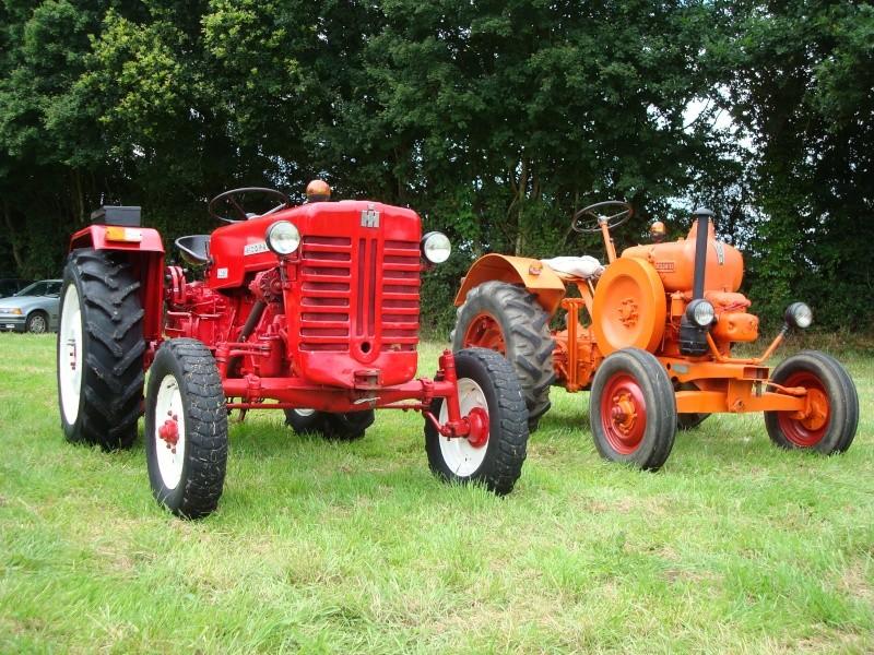 Tracteurs anciens Photos42