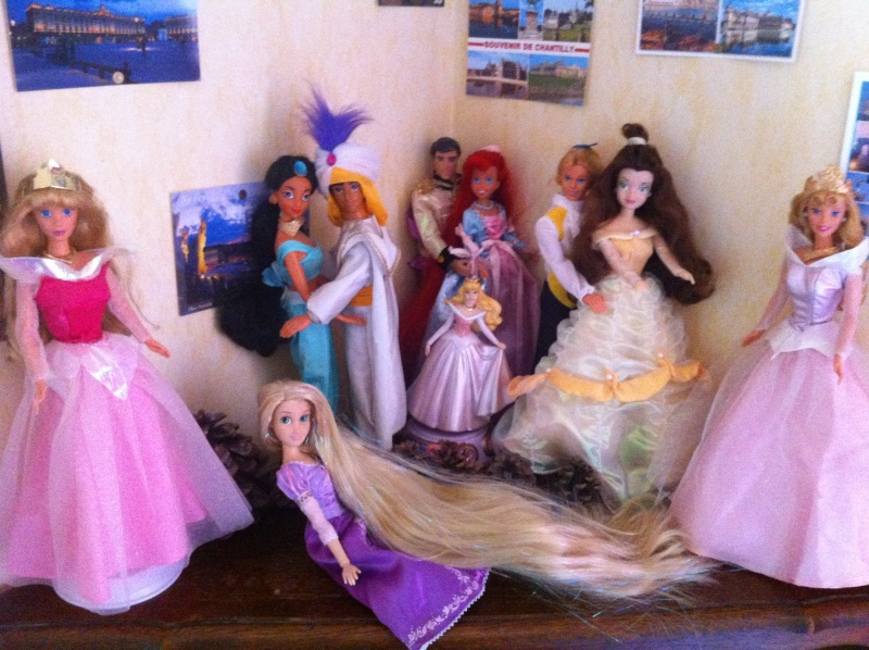 Ma collection des poupées des films de DISNEY - Page 4 Img_5417