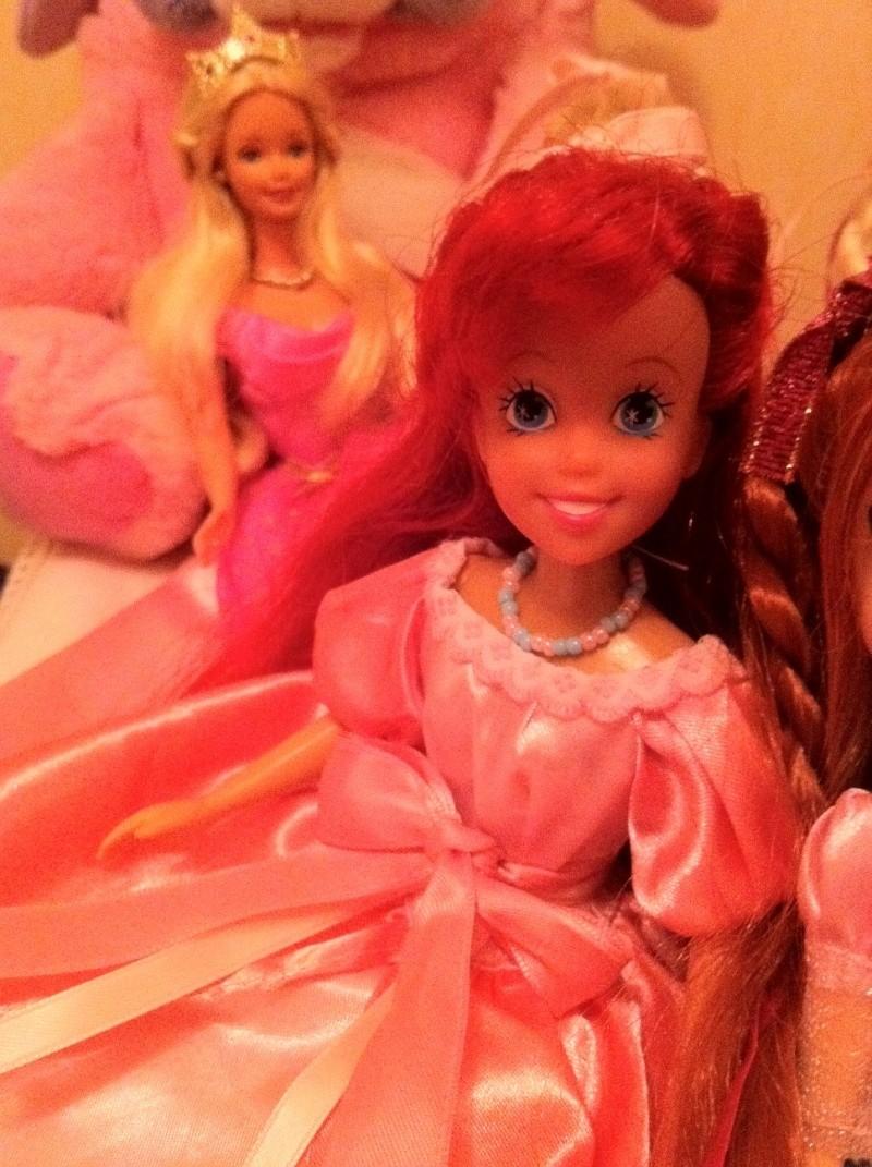 Ma collection des poupées des films de DISNEY - Page 3 Photo324