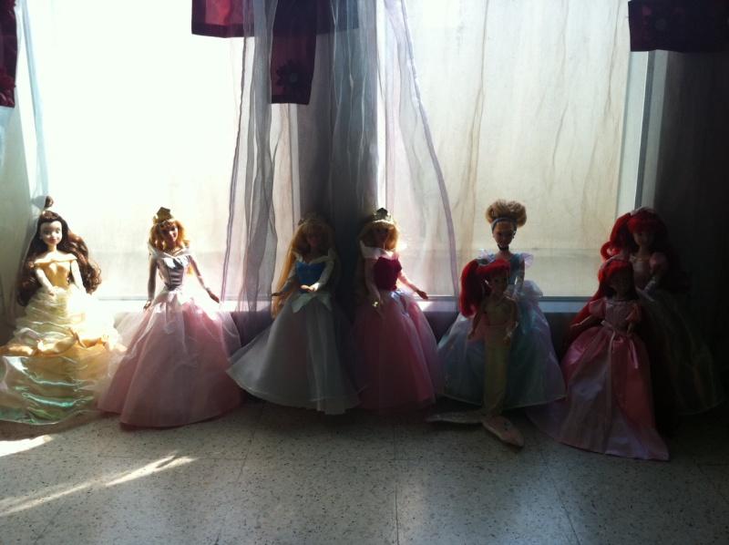 Ma collection des poupées des films de DISNEY - Page 3 Photo688