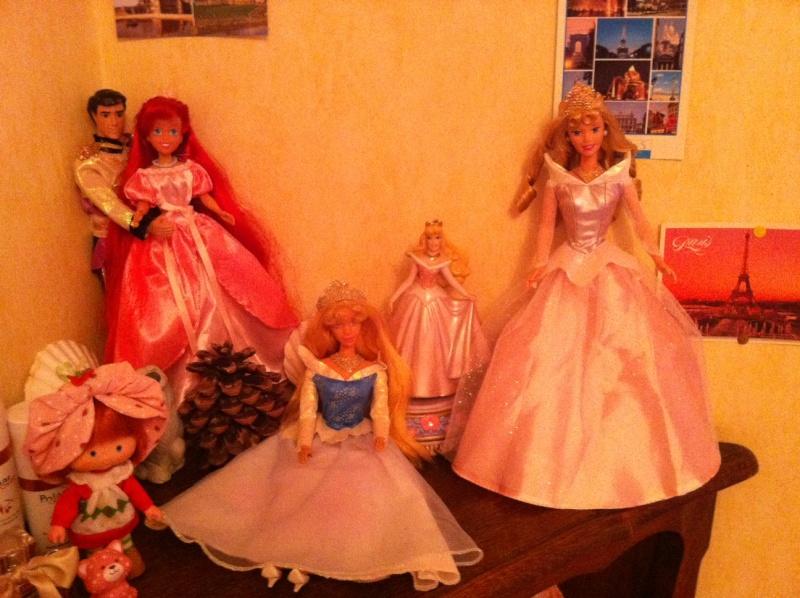 Ma collection des poupées des films de DISNEY - Page 3 Photo691