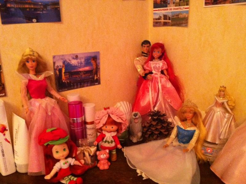 Ma collection des poupées des films de DISNEY - Page 3 Photo692